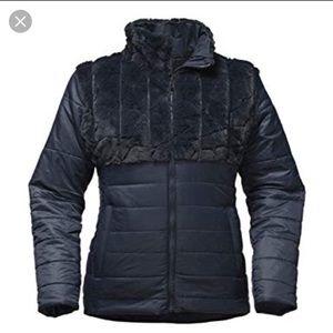 North Face Women's Navy Harway Reversible Jacket